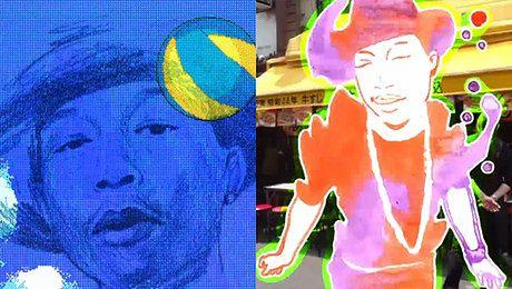 Nowy klip Pharrella It Girl w stylu anime
