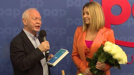Michał Boni na konferencji Rozenek Jestem otwarty Trzeba pomagać ludziom