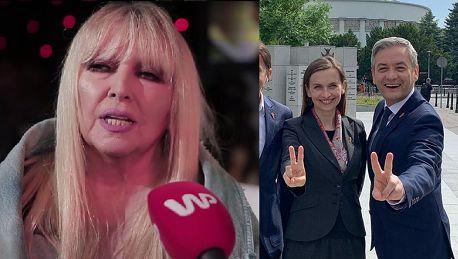 Maryla Rodowicz komentuje wyniki wyborów Spodziewałam się