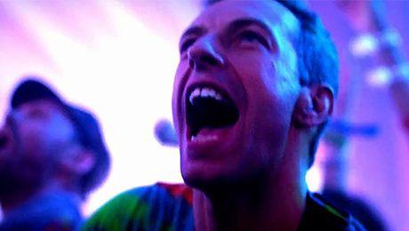Nowy teledysk Coldplay