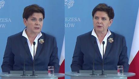 Beata Szydło Jestem przeciwko liberalizacji prawa aborcyjnego