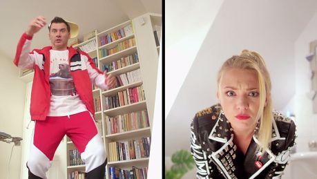 Kammel i Kurdej Szatan zapowiadają The Voice Kids Luźno z klasą i pazurem