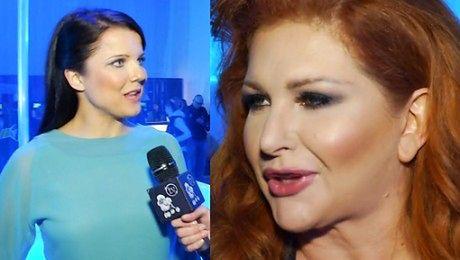 Grycanki i Jabłczyńska na urodzinach Fashion Magazine