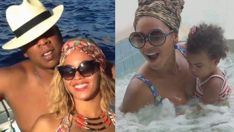 Zobaczcie prywatne nagrania Beyonce
