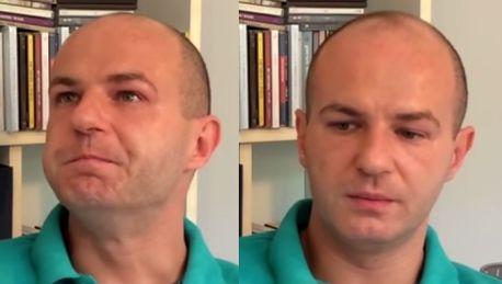 Zapłakany Wróżbita Maciej Osoby które się zajmują Tarotem są samotne Nie utrzymuję kontaktu z bratem i ojcem
