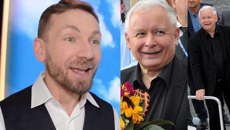 Kossakowski odpływa Poszedłbym na imprezę z Jarosławem Kaczyńskim