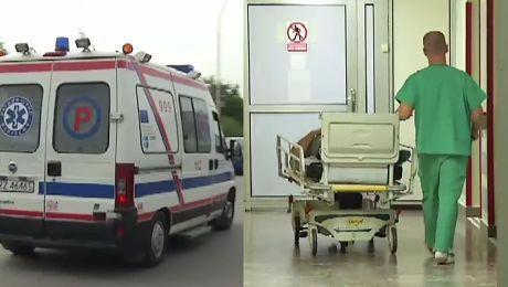 Jest pierwsza ŚMIERTELNA OFIARA Mocarza Trafił do nas po zatrzymaniu krążenia w stanie ciężkim Zmarł