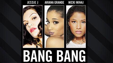 Nicki Minaj i Ariana Grande w nowej piosence Jessie J