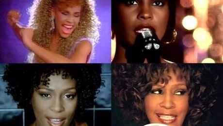 Największe hity Whitney DUŻO TELEDYSKÓW