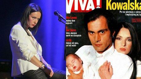 Medialna wojna Kowalskiej i Yoriadisa Twierdzi że przez lata próbował utrzymać kontakt z córką