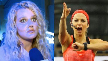 Zborowska o sportowych obozach Anny Lewandowskiej Takich zakwasów w łydkach nigdy nie miałam