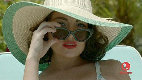 Lindsay Lohan jako Elizabeth Taylor