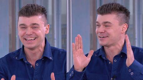 Tomasz Niecik w TVN ie Zgasiłem kiedyś panią z krzywymi zębami