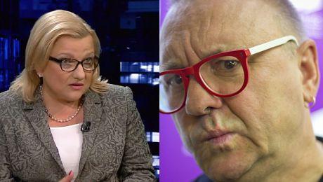 Beata Kempa u Olejnik Moje dzieci wspierały WOŚP ale nie powinno się nikogo do tego zmuszać