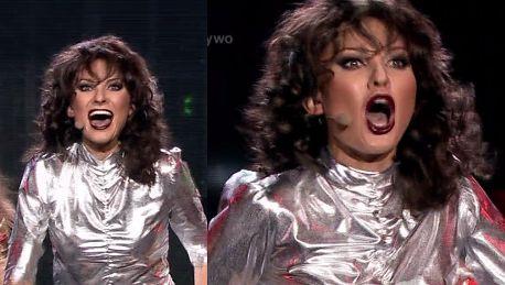 Joanna Moro śpiewa w Twoja twarz brzmi znajomo
