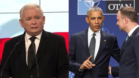 Z wypowiedzi Obamy zapamiętałem to że jesteśmy dla świata wzorem demokracji