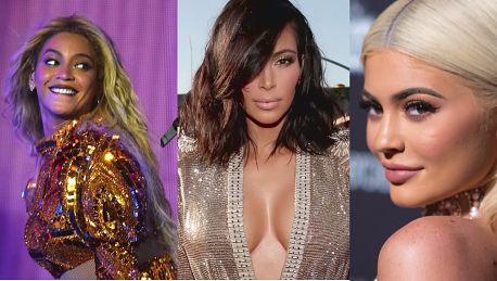 Kylie Jenner Kim Kardashian i Beyonce kochają luksusowe prezenty Która wydała najwięcej