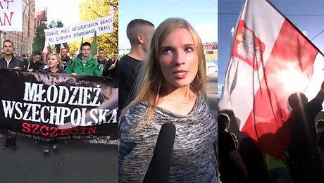 Kolejne marsze przeciwko uchodźcom Imigranci stworzą getta Chcą żyć na korzyść podatników
