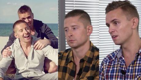 Polscy geje z teledysku Roxette Chcielibyśmy mieć możliwość adopcji Kochamy tak samo jak inne pary