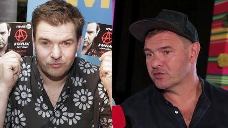 Karolak nadal marzy o karierze rockmana Zabawa cały czas trwa