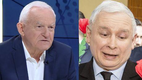 Leszek Miller wypomina Jarosławowi Kaczyńskiemu euro Kiedyś nie protestował