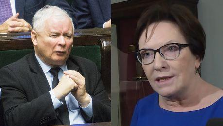 Kopacz Niech Kaczyński nie boi się imigrantów To on jest źródłem wszelkiego zła