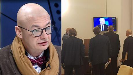 Kamiński atakuje Kaczyńskiego Zachowuje się jak DYKTATOR