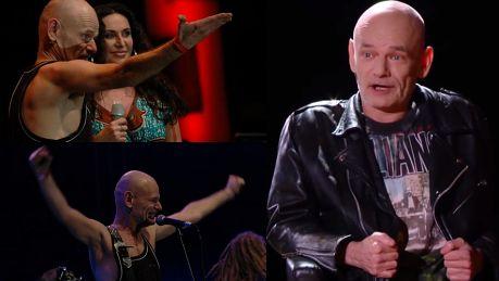 Brylewski radzi młodym muzykom Jak się nie jest pozerem na scenie to jest się inwalidą