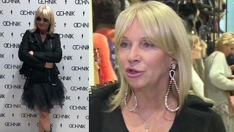 Bojarska Ferenc Kobieta ubrana w aktualnie modne ciuchy wygląda jak manekin z wystawy