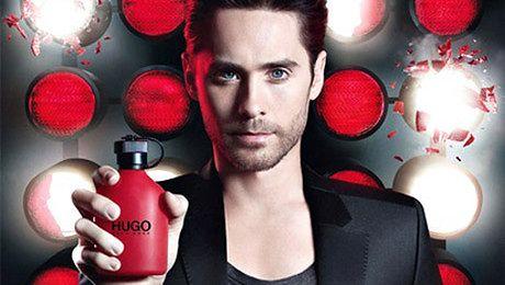 Jared Leto w reklamie perfum ZAPŁADNIAM WZROKIEM