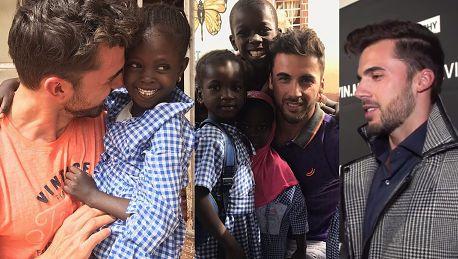 Kucner wrócił z kolejnej misji w Afryce Popłakałem się Szkoła nie miała jedzenia od kilku miesięcy
