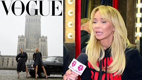 Przetakiewicz zachwyca się okładką Vogue Polska Polacy pragną luksusu