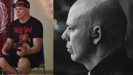 Gitarzysta Stone Sour o walce z uzależnieniem od leków Będę szczery jestem w to uwikłany