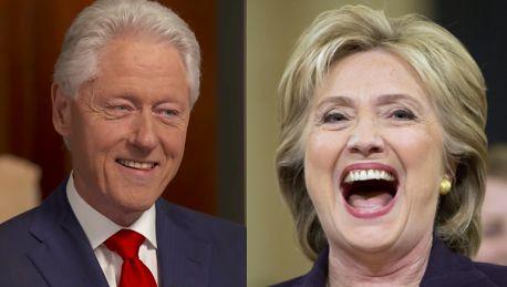 Clinton o zasłabnięciu żony Ma się dobrze Podjęła decyzję by przerwać kampanię i odpocząć