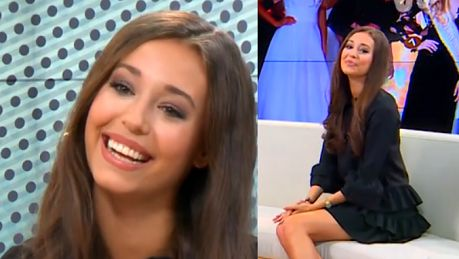 Miss Polonia 2016 Moim marzeniem jest zostanie prezenterką telewizyjną