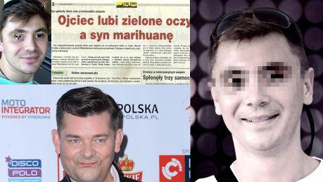 Nowe fakty w sprawie syna Martyniuka Jest królewiczem Białegostoku i jeździ Porsche Ojciec kupił mu knajpę