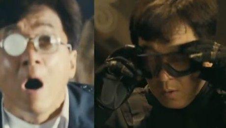 Jackie Chan WRACA W NOWYM FILMIE