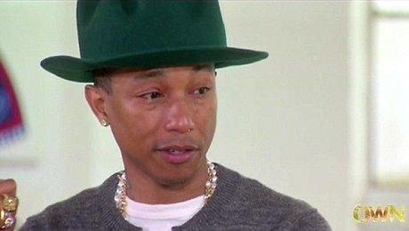 Pharrell Williams płacze oglądając ludzi tańczących do Happy