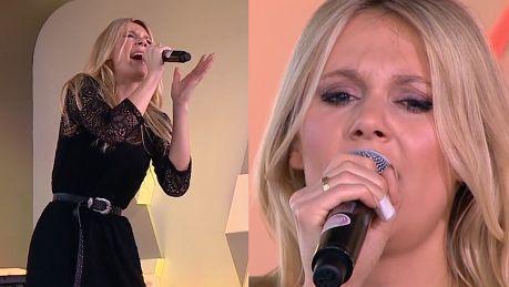 Kasia Moś śpiewa w Dzień Dobry TVN