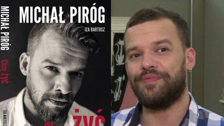 Piróg zapowiada kolejną książkę Współpracuję z bardzo dobrą polską reżyserką
