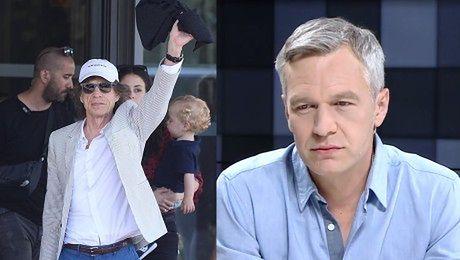 Żebrowski Polscy aktorzy nie są Mickami Jaggerami