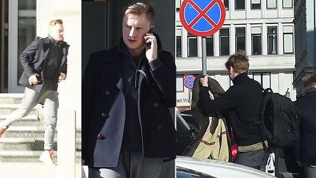 Wesołowski zaparkował auto na zakazie zastawiając inne samochody
