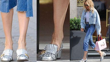 Sablewska w ulubionych butach Gucci za 3 TYSIĄCE ZŁOTYCH