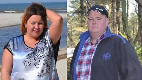 Katarzyna i Mateusz zrzucili razem… 100 kilogramów