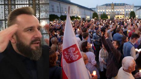 Liroy krytykuje PiS PEŁNA AMATORKA MISTRZOWIE WTOPY