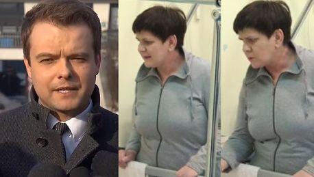 Rzecznik rządu Premier zostanie kilka dni w szpitalu Nie miała zabiegu chirurgicznego