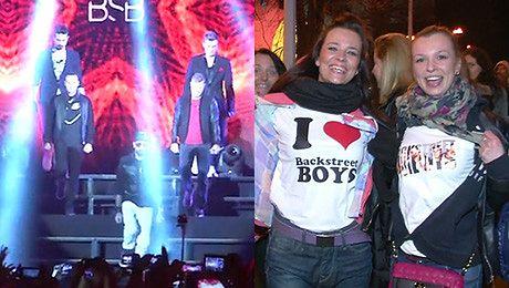 Backstreet Boys w Warszawie