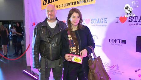 Gwiazdy na premierze Sex Guru