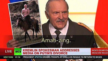 To już oficjalne Putin rozwiódł się ze swoją żoną