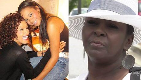 Skandal na pogrzebie córki Houston Ciotka oskarża rodzinę ONI BRALI W TYM UDZIAŁ Mam dowody